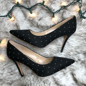 White House Black Market | Olivia Dotted Pumps